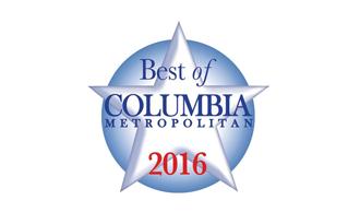 Best of Columbia Metropolitan 2016